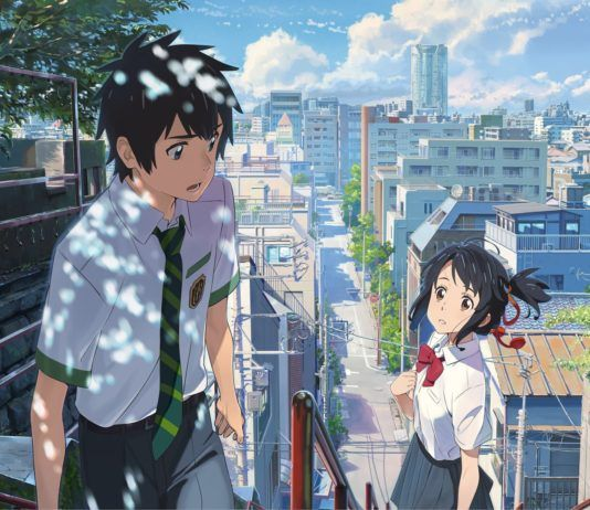 Your Name Top