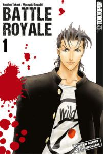 Battle Royale Sammelband 01
