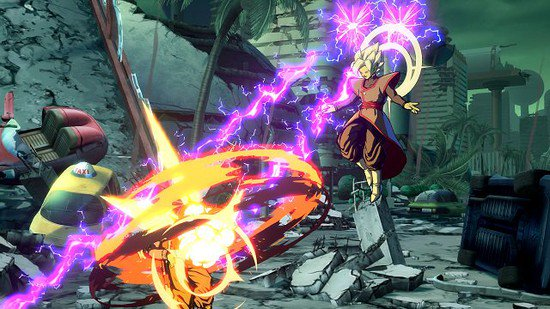 Dragon Ball Fighterz Screenshot1