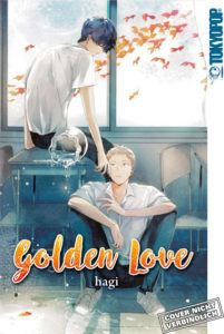 Golden Love Cover