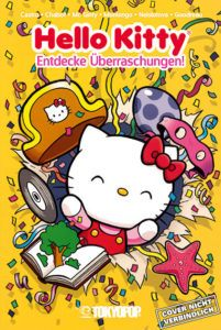 Hello Kitty Sammelband Cover 01