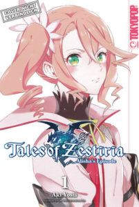 Tales Of Zestiria Alishas Episode Cover 01