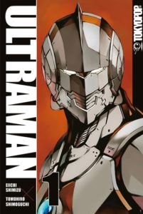 Ultraman Cover 01