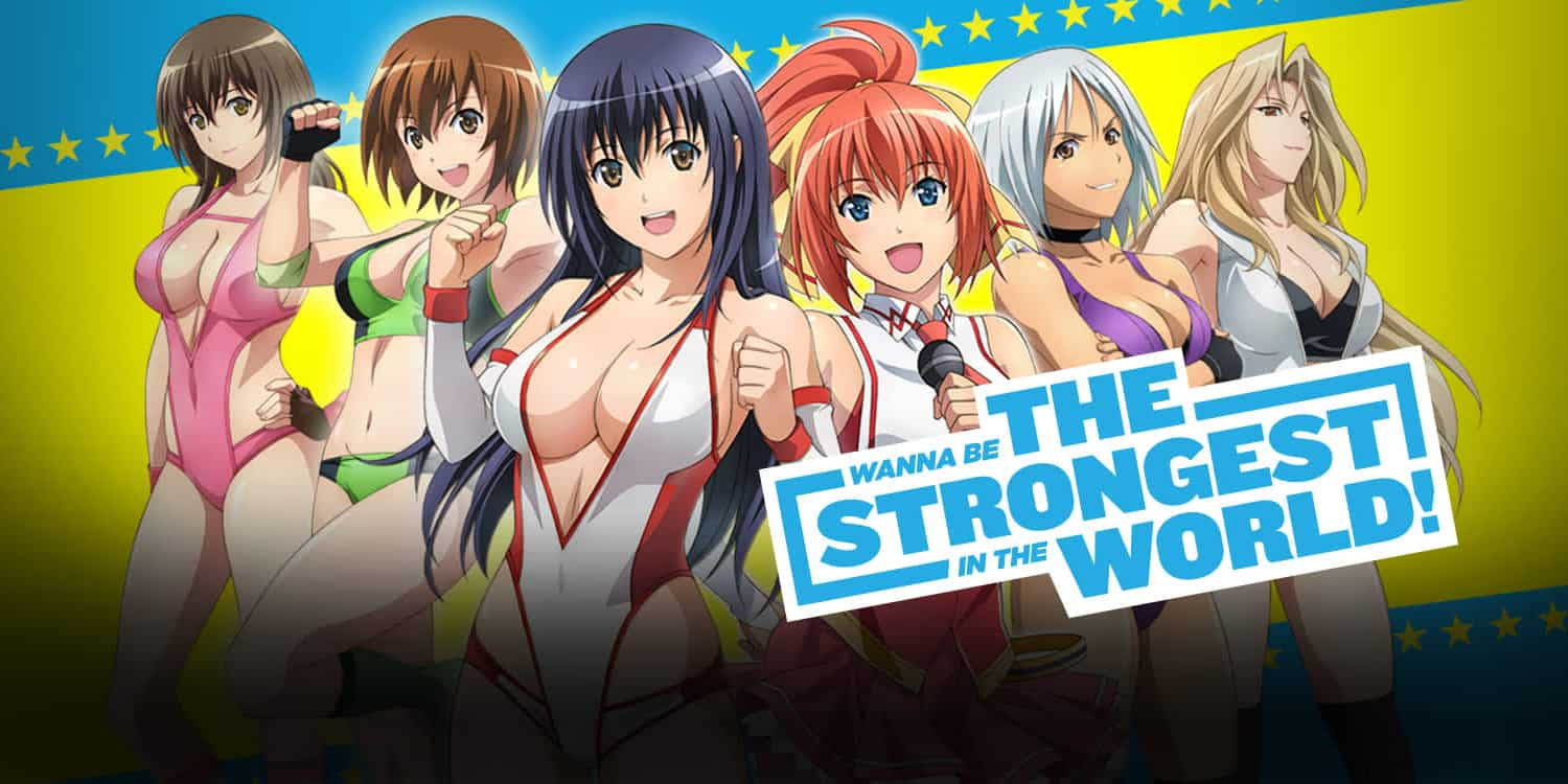 Wanna Be The Strongest In The World Beitragsbild