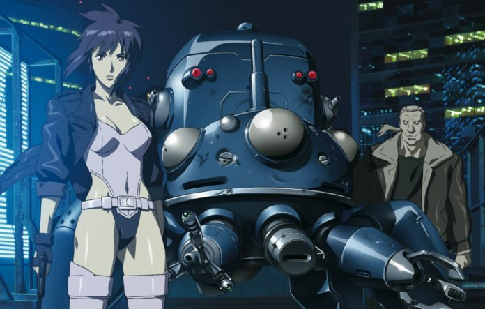 Ghost in the Shell Laughing Man