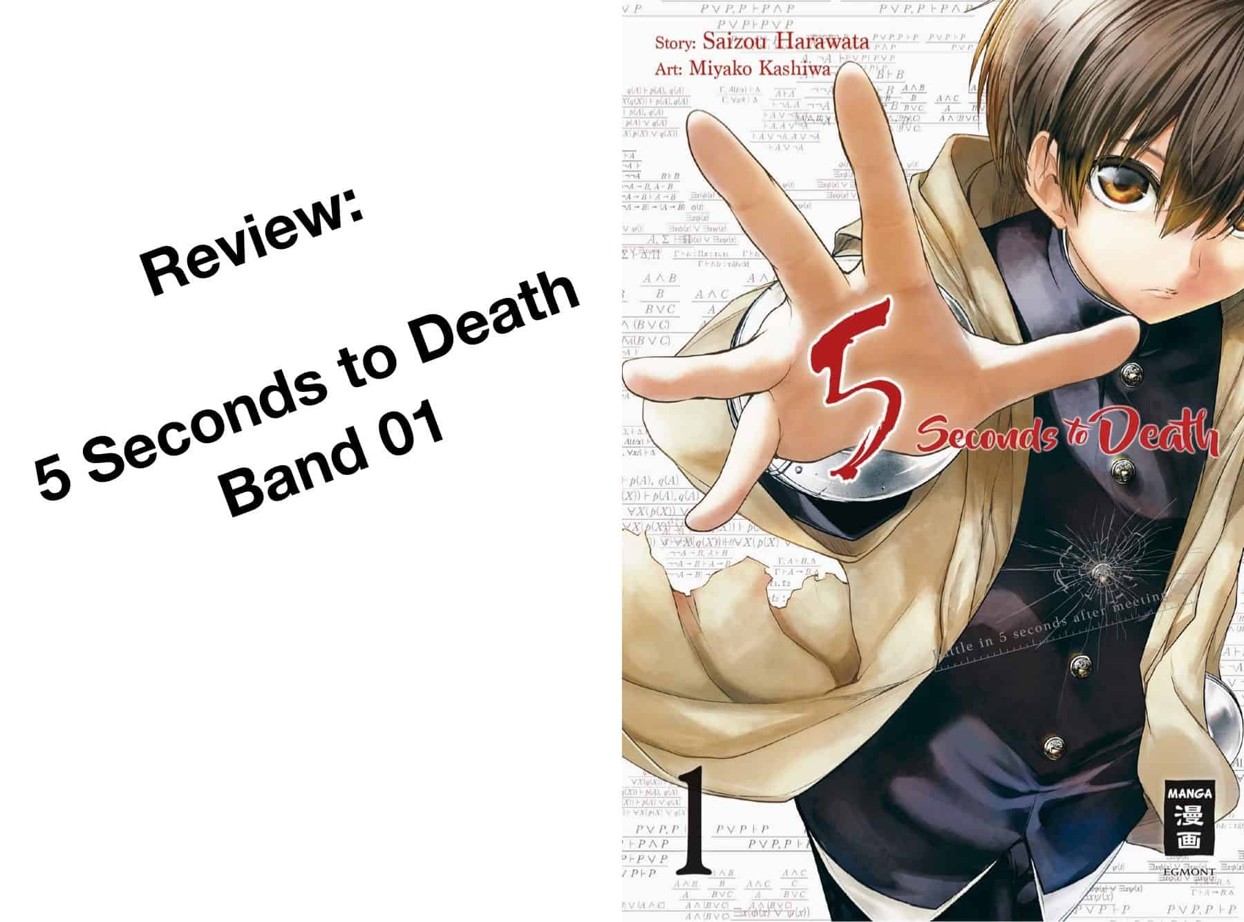 Cover 5 Seconds to Death