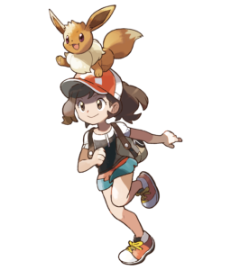 Pokemon Female Character Rgb 300dpi