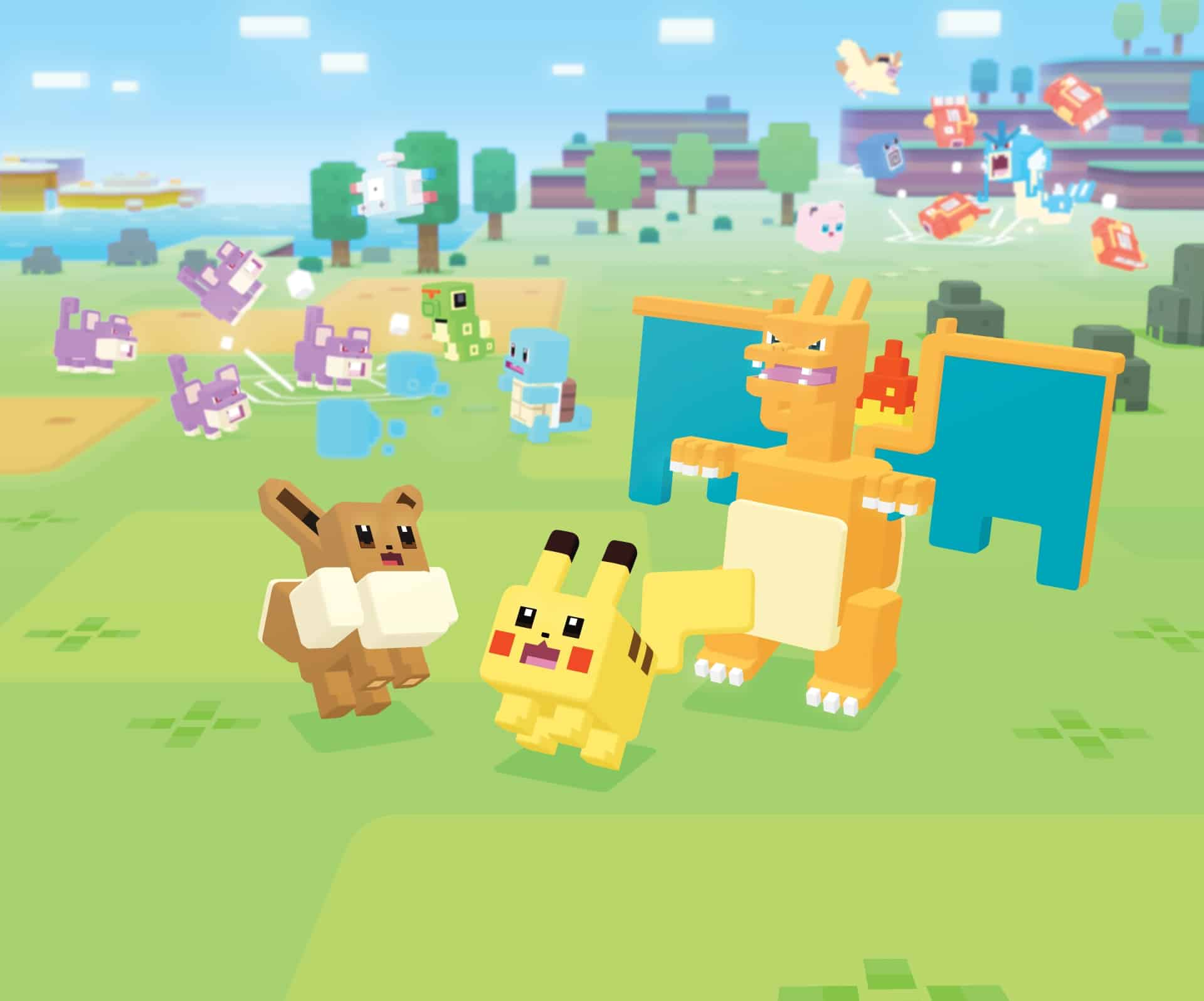 Pokemon Quest Mainvisual Rgb 300dpi Png Jpgcopy