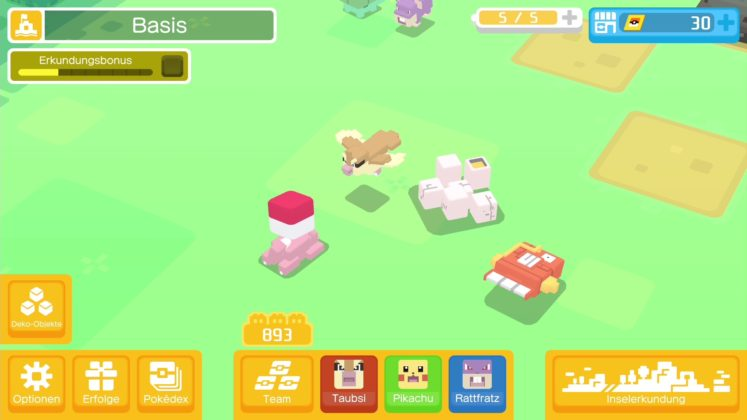 Pokemon Quest Screenshot De 02