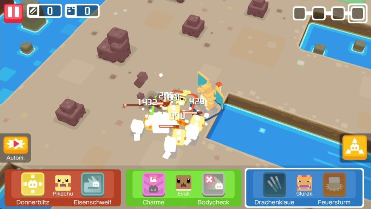 Pokemon Quest Screenshot De 05