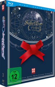 Sailor Moon Crystal Cover Vol. 5