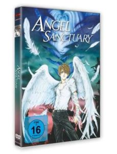 Angel Sanctuary Dvd Cover 3d Web