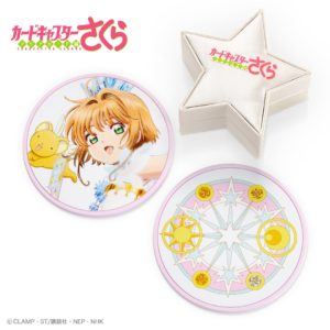 Cardcaptor Necklace Goodies