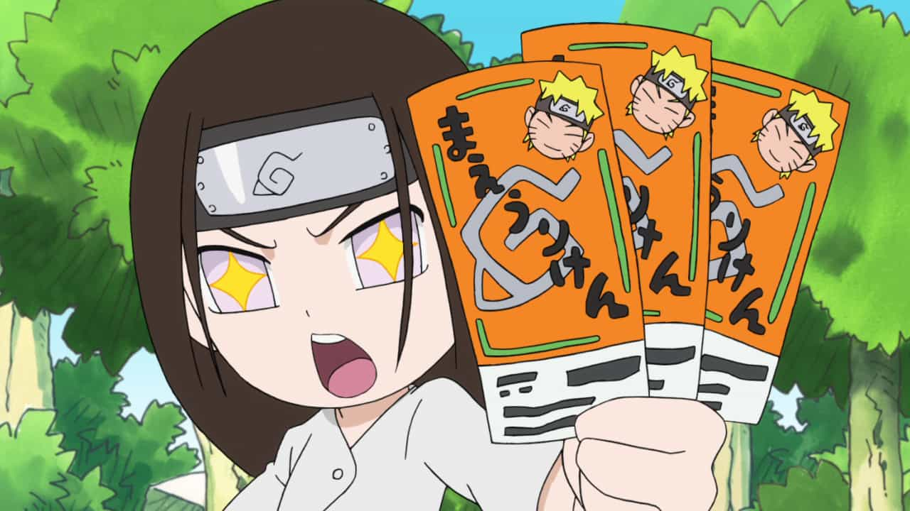 Naruto Spin Off Rock Lee Und Seine Ninja Kumpels Volume 2 Screenshot3