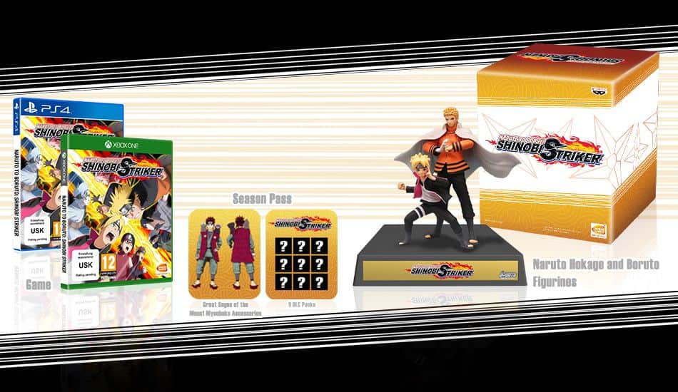 Naruto To Boruto Shinobi Striker Collectors Edition