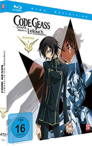 Cover Code Geass – Lelouch Of The Rebellion