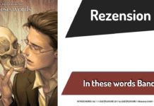 In These Words Rezension Band 1