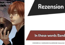 In These Words Rezension Band 2