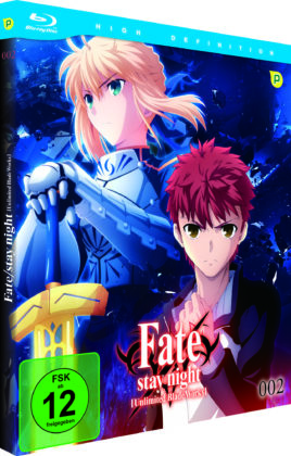 Pe Fate Stay Night 2 Bd Pack Print