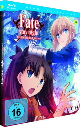 Pe Fate Stay Night 3 Bd Pack Print