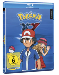 Pokemon Xy Cover