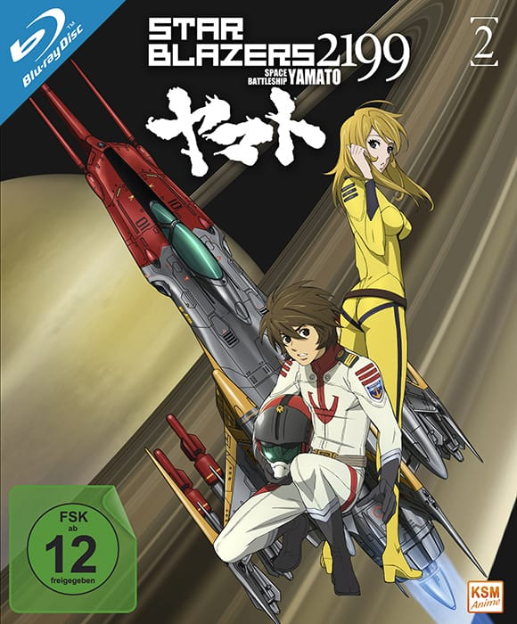 Star Blazers 2199 – Space Battleship Yamato Cover Vol. 2
