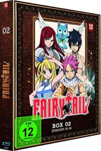 Fairy Tail Box 2 Cover