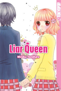 Liar Queen Cover