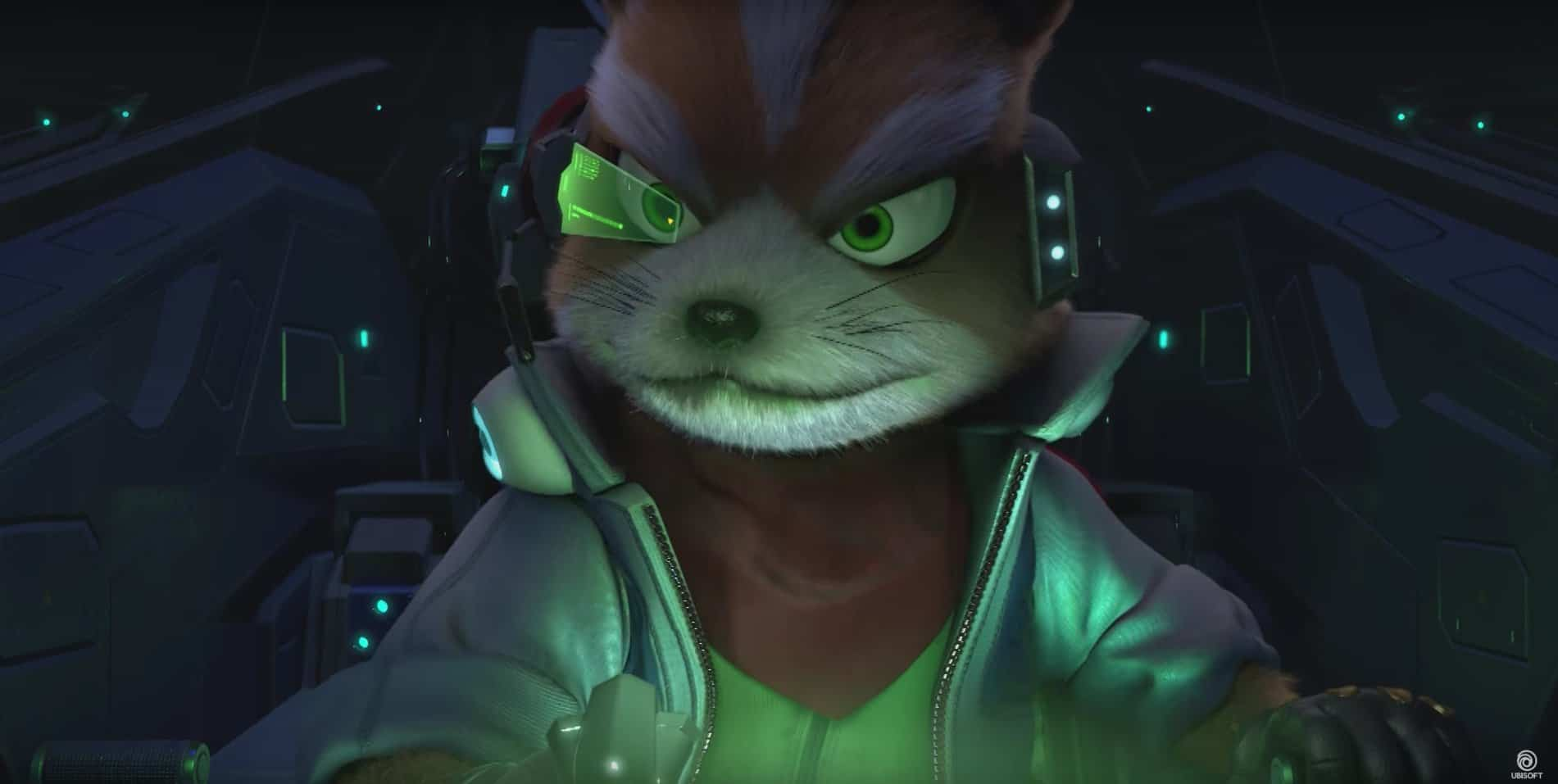 Starfox In Starlink Videospiel