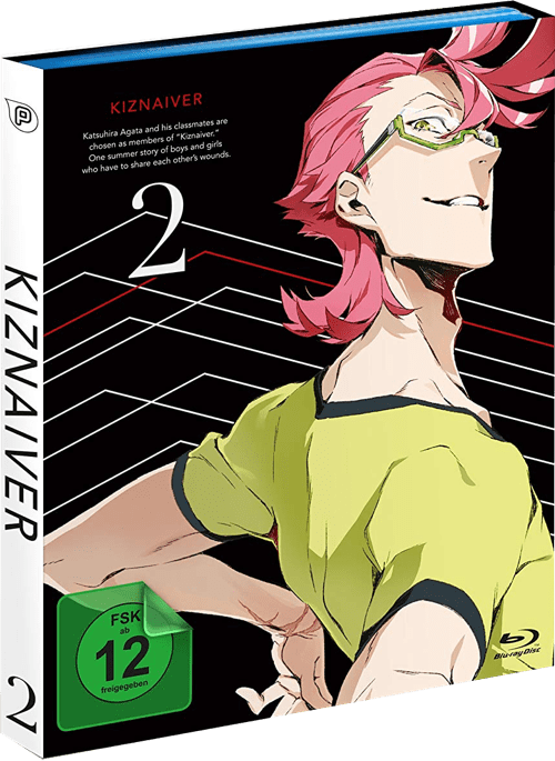Cover Kiznaiver Vol. 2