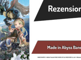 Made In Abyss Rezension Band 1