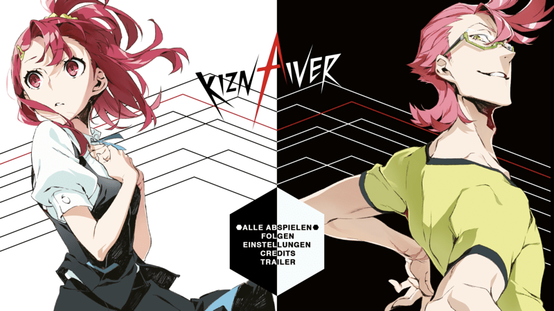 Menu Kiznaiver Vol. 2