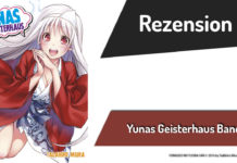 Rezension Yunas Geisterhaus Band 1