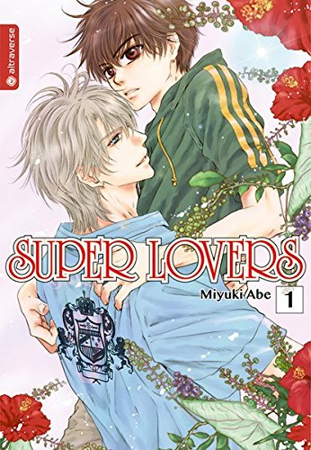 Super Lovers Band 1 Cover