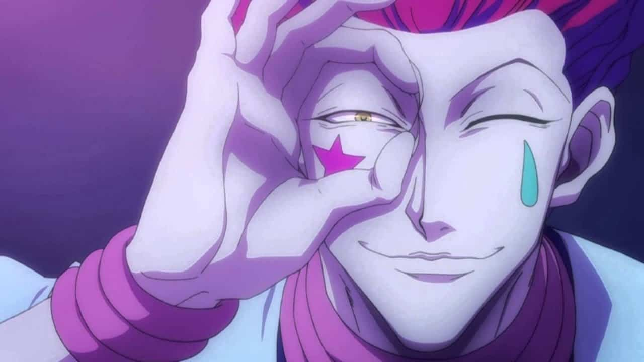 Hisoka Hunter X Hunter 2