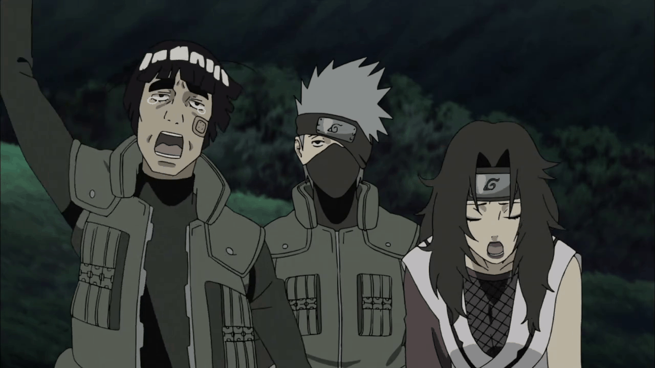 Naruto Shippuden Staffel 21 Box 1 Screenshot4
