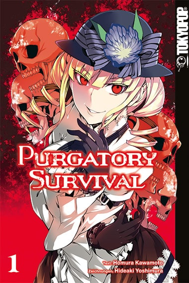 Purgatory Survival Cover