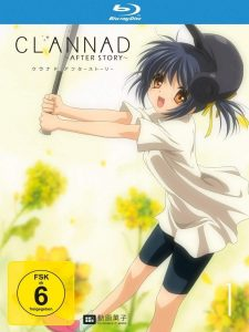Clannad After Story 1 Cover