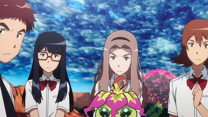 Digimon Tri Chapter 6