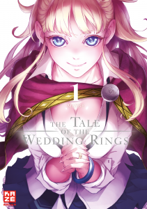 Km The Tale Of The Wedding Rings Buch Manga Band 2d Cover 72dpi