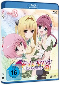 To Love Ru Darkness Vol.3 Cover