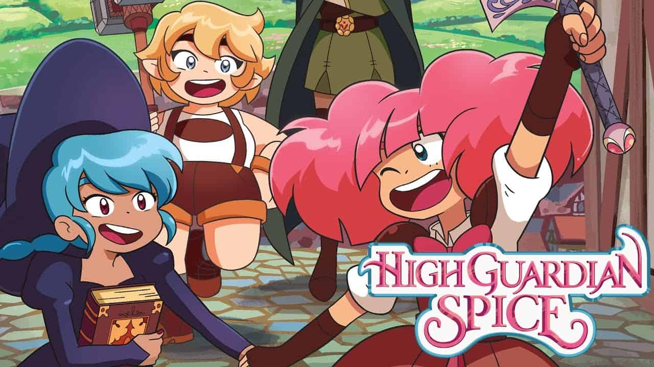 High Guardian Spice