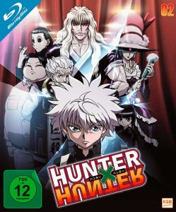 Hunter X Hunter 2 Cover