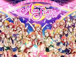 love live! school idol festival all stars
