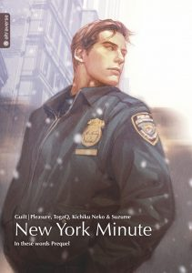 New York Minute Cover Deutsch