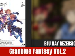 Granblue Fantasy The Animation Vol.2