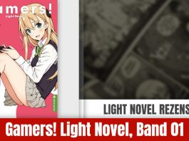 Gamers! Light Novel