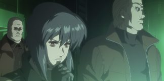Ghost In The Shell Solid State Society