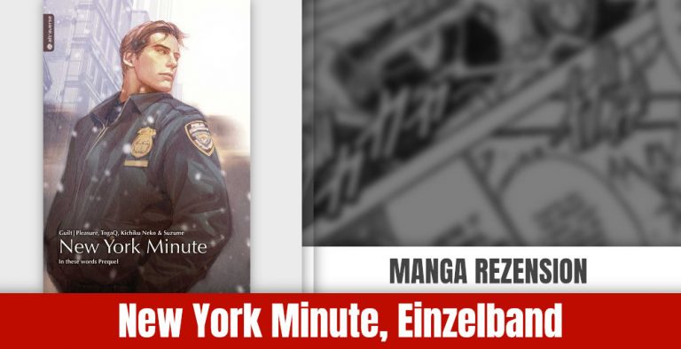 Review zu New York Minute