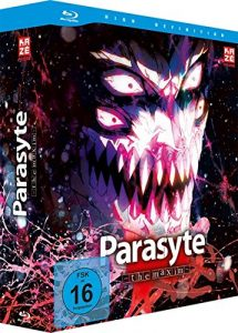 Parasyte The Maxim Volume 1 Sammelschuber